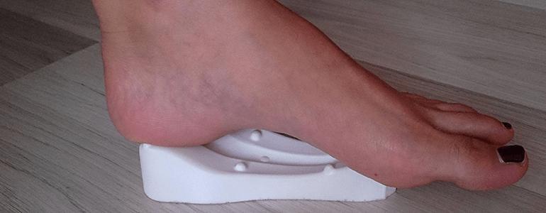 Zona del pie