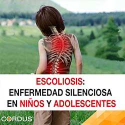 Escoliosis: una enfermedad silenciosa en niños y adolescentes