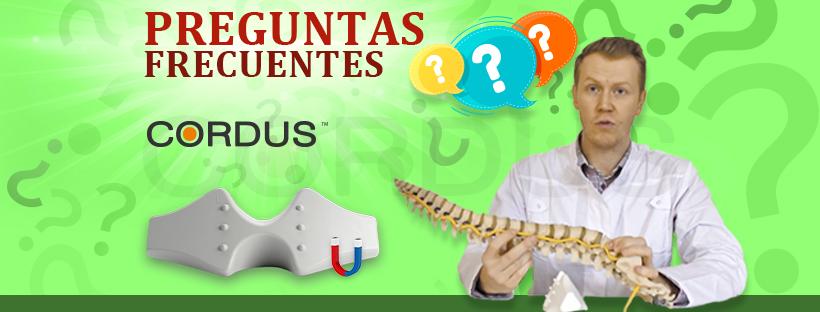 Preguntas frecuentes sobre cordus