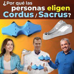 ¿Por qué las personas eligen Cordus / Sacrus?